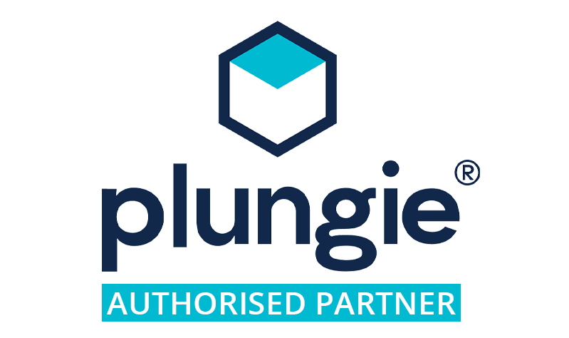 Plungie Authorised Partner Logo